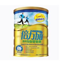 京东国际【惠氏海外购 】惠氏倍力加成人奶粉中老年奶粉 港版 900g/罐
