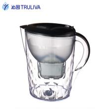 沁园(TRULIVA)沁园过滤净水器家用滤水壶3.5L滤芯提示净水杯JB-C1101 净水壶 JB-C1101