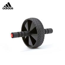 阿迪达斯(adidas)单轮滚轮 健腹轮静音腹肌轮健腹器健身器材男女家用 ADAC-11404