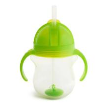 京东国际Munchkin满趣健幼儿翻斗杯207ML 绿色