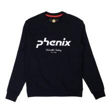 phenix/卫衣男秋冬透气保暖防风套头衫PC952KT34 深蓝色DB M