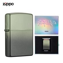之宝(Zippo)   无界焕色-刚毅黑金 ZCBEC-106 PPG喷漆 煤油防风火机 态度越野【单机无油】