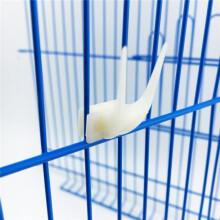 玛莎  鹦鹉下料器 鸟饮水器 加食器 防溅食盒 鸟洗澡盆 八哥下食器 小水果叉