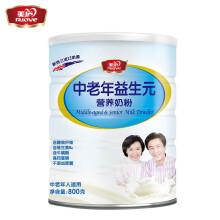 美庐(M.love)中老年益生元 营养奶粉(中老年人群适合) 800g