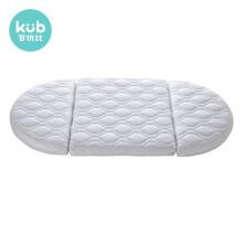 可优比(KUB) KUB可优比婴儿圆形床垫可水洗椰棕床垫异形床垫环保无甲醛双面使用 草珊瑚款 68*56+68+加长件