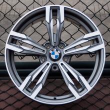 18 19 20 21寸适用于宝马3系5系7系6系锻造轮毂m3m4m5m6定制改装X1x4X5X6 款式17 19寸锻造