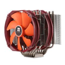 利民(Thermalright)IB-E Extreme 银箭 8热管双塔 CPU散热器 (支持2066/115X/AM4/8热管/全镀镍)