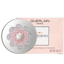 娇兰(Guerlain)幻彩流星珍珠粉球 定妆遮瑕散粉 多色可搭配 25g#01珍珠色