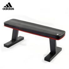 阿迪达斯(adidas)哑铃凳 仰卧起坐卧推凳 腹肌训练平板凳家用健身器材ADBE-10232