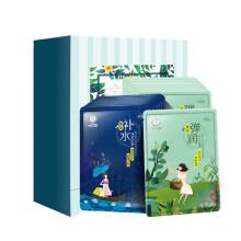 十月天使孕妇天然补水保湿面膜润燥保湿30贴搭配混装孕妇护肤品