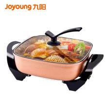 九陽(Joyoung)電火鍋電炒鍋 家用多功能電煮鍋 6L大容量不粘電熱鍋JK-45H02(升級)