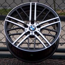 18 19 20 21寸适用于宝马3系5系7系6系锻造轮毂m3m4m5m6定制改装X1x4X5X6 款式4 19寸锻造