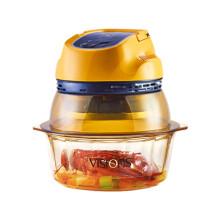京东超市康宁 VISIONS 4.1L晶钻透明玻璃汤锅+多功能旋风炉电烤炉