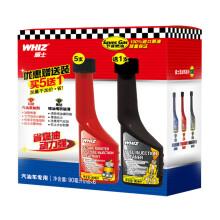 威士(WHIZ)燃油宝汽油添加剂5+1套装 美国进口原液 汽车除积碳喷油嘴三元催化清洗剂(买一盒赠一盒)