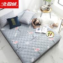 北极绒床垫榻榻米软垫被加厚床褥子学生宿舍单人地铺睡垫双人家用