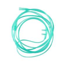 鼻氧管制氧机医用家用吸氧管鼻氧管氧气管输氧管独立包装适合鱼跃欧姆龙飞利浦易氧源康祝海龟等制氧机 鼻氧管10根装(单价2.5元) 2米