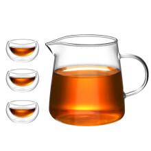 京东超市【专属】生活元素(LIFE ELEMENT)定制款玻璃茶具套装(生活元素赠品专用)