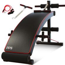 多德士仰卧板仰卧起坐健身器材家用 多功能收腹机收腹器腹肌板健身板 LJ114 多功能款 配置齐全