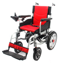 凯洋电动轮椅全躺可平躺高靠背骨科腿扶手可拆折叠轻便家用医用老人残疾人智能全自动代步轮椅车 低靠背小轮 20AH锂电