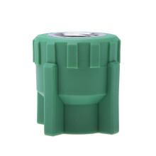 伟星 PPR 水管ppr水管配件25 6分配件 PPR管材 管件水暖管件 内丝直接25/6分*3/4绿色 【1个】