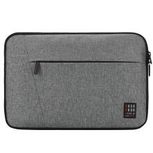 爱华仕(OIWAS)苹果电脑包13.3英寸 保护简约时尚拼接内胆包 OCP1739S 中灰色