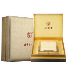 顺丰】北京同仁堂西洋参礼盒装230g西洋参切片西洋参含片可泡西洋参茶送礼品袋