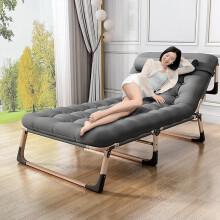 耐朴 折叠床 特宽方管床 珍珠棉垫款 194*75*30CM