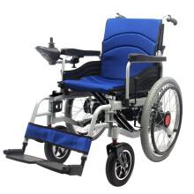 凯洋电动轮椅全躺可平躺高靠背骨科腿扶手可拆折叠轻便家用医用老人残疾人智能全自动代步轮椅车 低靠背大轮 12AH铅酸