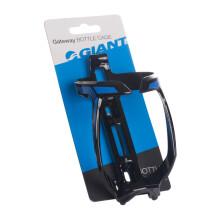 GIANT捷安特自行车配件GATEWAY COMP OPEN正开式水壶架山地车 黑蓝