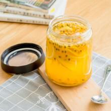 阿司倍鹭日本ASVEL玻璃密封罐储物罐奶粉罐茶叶储存罐家用厨房用品调料瓶防潮食品罐 700ML