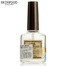 思亲肤skinfood维生素指甲油 BW702 10ml(透明色 持久快干 均匀上色 韩国进口)