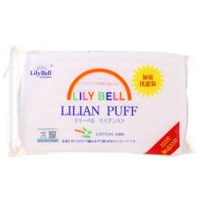 丽丽贝尔(LilyBell)化妆棉222枚加量22枚(卸妆、卸甲、拍水、敷面膜、双面厚款天然棉