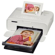佳能(Canon) SELPHY CP1300 手机照片打印机(白色)便迷你 家用  便携  手机wifi打印