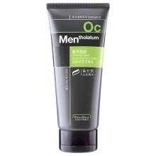 曼秀雷敦 (Mentholatum) 男士活炭深层洁面乳100g(男士洗面奶 控油保湿 )新老包装随机发货