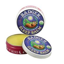 全球购              贝吉獾(Badger) 美国Badger贝吉獾薰衣草助眠膏21g 天然配方安神放松助睡 21g