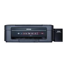 爱普生(EPSON)L365 墨仓无线一体机 打印机 彩色喷墨 打印复印扫描L358同款 高品质4色墨水2套 高品质USB线1根