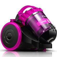 德尔玛(Deerma) DX188E 真空吸尘器 家用静音 无耗材 有效除螨 (京东专供)