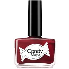 膜玉(Candy Moyo)诱惑暗红色8ML*1姨妈红车厘子红指甲油持久免烤快干不可剥