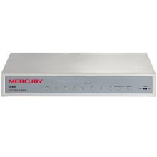 水星(MERCURY)S108V 8口百兆VLAN交换机 网络分流器