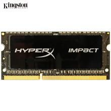 金士顿(Kingston) DDR3 1600 8GB 笔记本内存 骇客神条 Impact系列 低电压版