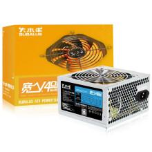 大水牛(BUBALUS)额定300W 宽V400电源(静音/智能温控/宽电压/低待机功耗)