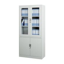 木游记 器械柜钢制铁皮文件柜办公柜资料柜大容量财务柜 MYJBGG-1004