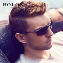 暴龙BOLON眼镜男款铝镁合金太阳镜偏光驾驶墨镜BL2282A15