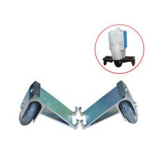 嗨车族智能越野独轮车 强劲动力进口电芯锂电池自平衡成人电动车 单轮 超续航思维体感 辅助轮