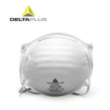 每晚23点:代尔塔 防护口罩 N95认证轻便型 头戴式  40只(2盒装)    240元
