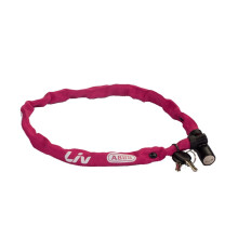 捷安特(GIANT) GIANT捷安特ABUS联名密码锁自行车山地车防盗链条锁骑行装备 1500紫色