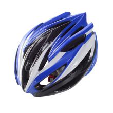 捷安特(GIANT) GIANT捷安特G833 专业公路版骑行头盔 蓝白 L-XL