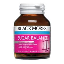海囤全球              澳洲进口 Blackmores澳佳宝 sugar balance 平衡片 90粒 2瓶价