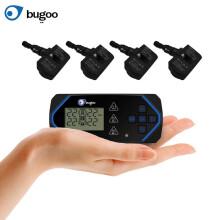布古(bugoo)胎压监测内置 M1无线胎压监测器内置 胎压监测仪 60天超长待机 干电池供电
