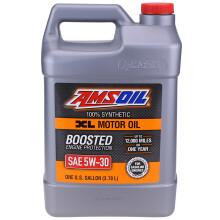 安索(AMSOIL)润滑油 汽车机油 XLF1G 全合成 SN级5W-30 3.78L